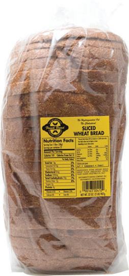 Sacramento Baking Co. Oblong Sourdough Bread
