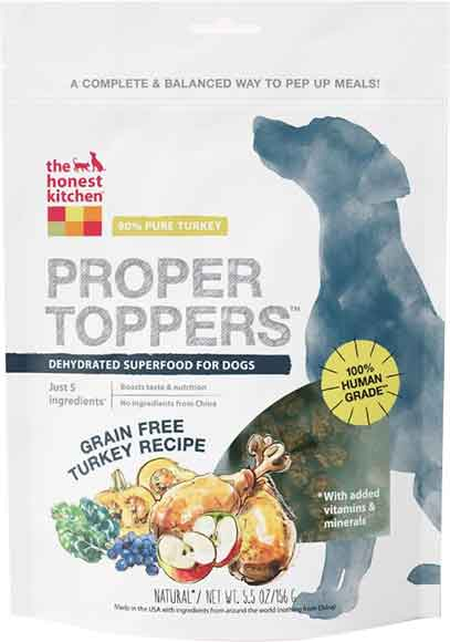 The Honest Kitchen Proper Toppers