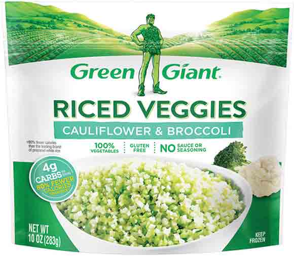 Green Giant Riced Vegetables