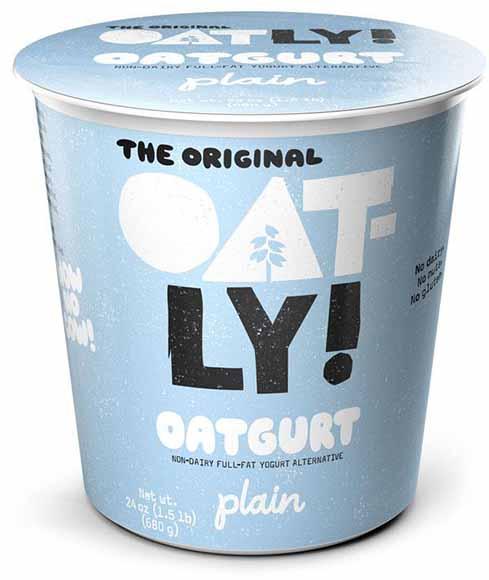OAT-LY Plain Oatgurt