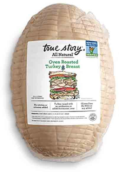Oven Roasted TurkeyBreast