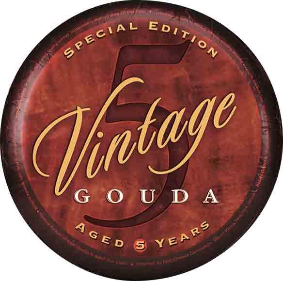 Vintage 5 Year Gouda