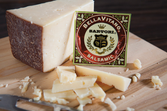 Balsamic Bellavitano