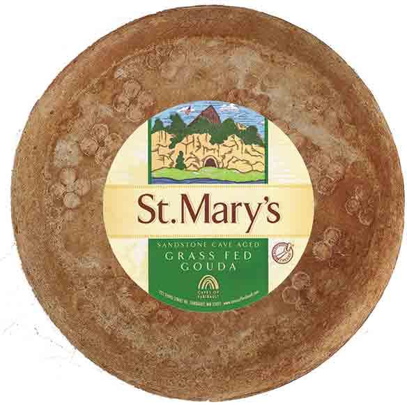 St. Mary's Grass-Fed Gouda