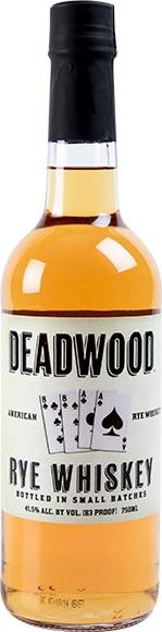 Deadwood Bourbon or Rye Whiskey
