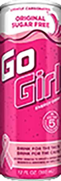 Go Girl Energy Drinks