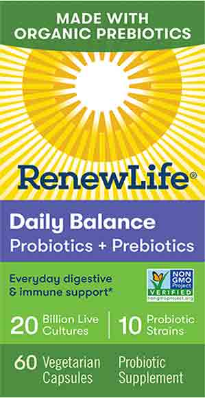 Renew Life Supplements