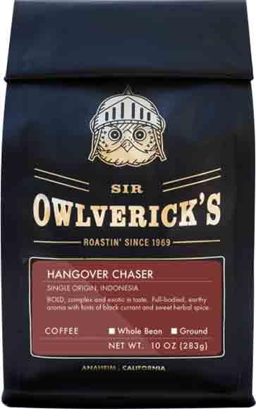 Sir Owlverick's Coffee