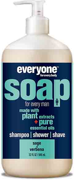 Everyone Soap or Lotion