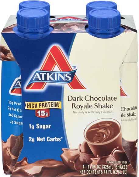 Atkins Protein Shakes