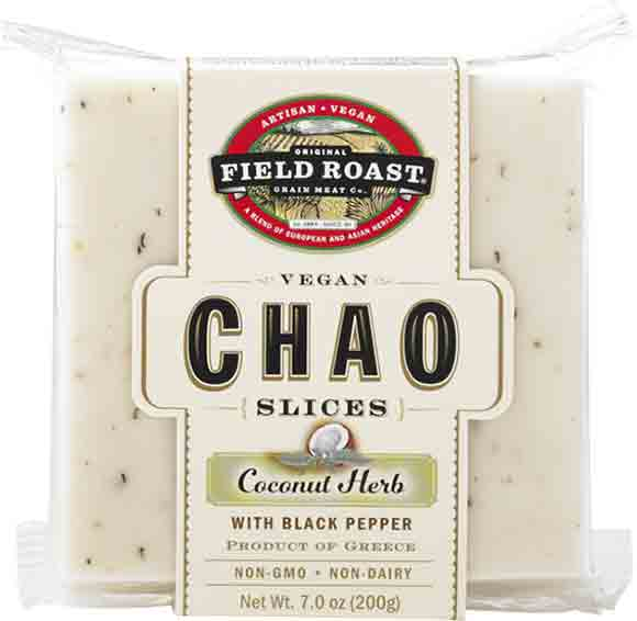 Field Roast Chao Slices