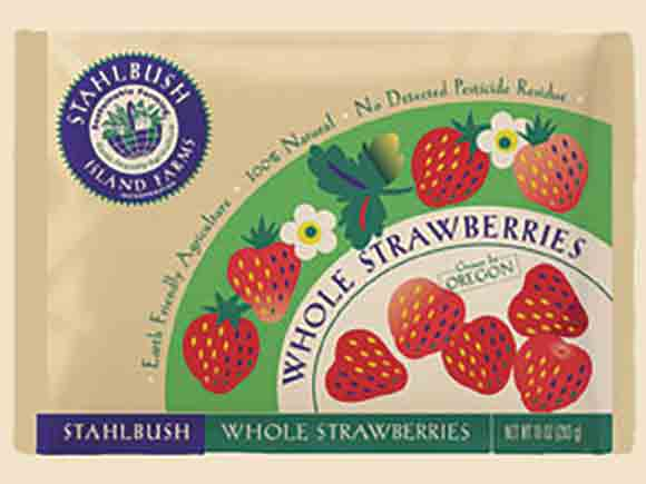 Stahlbush Frozen Fruit