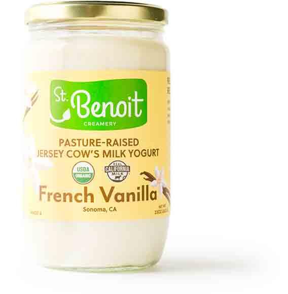 Saint Benoît Creamery French Style Yogurt