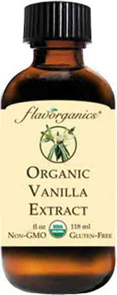 Flavorganics Organic Extract Vanilla