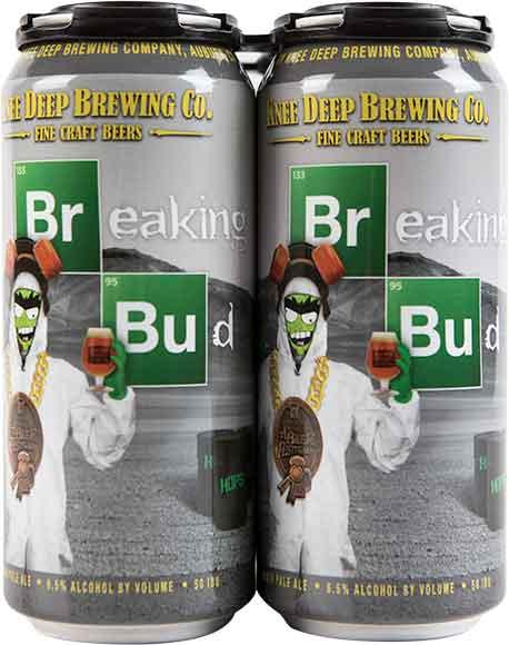 Knee Deep Brewing Breaking Bud
