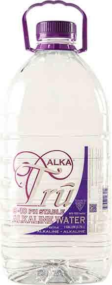 Tru Alka Alkaline Water