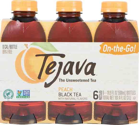 Tejava Flavored Teas
