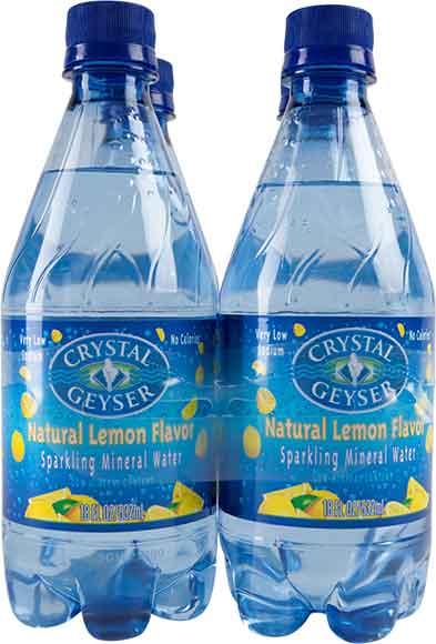 Crystal Geyser SparklingWater