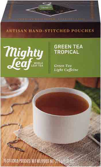 Mighty Leaf Teas