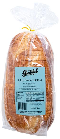 Grateful Bread French Batard