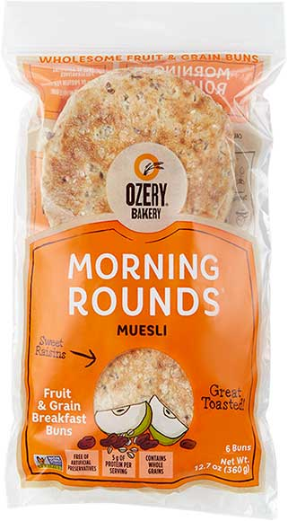 Ozery Bakery Morning Rounds
