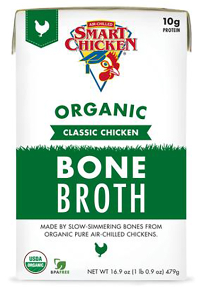Smart Chicken Organic Bone Broth