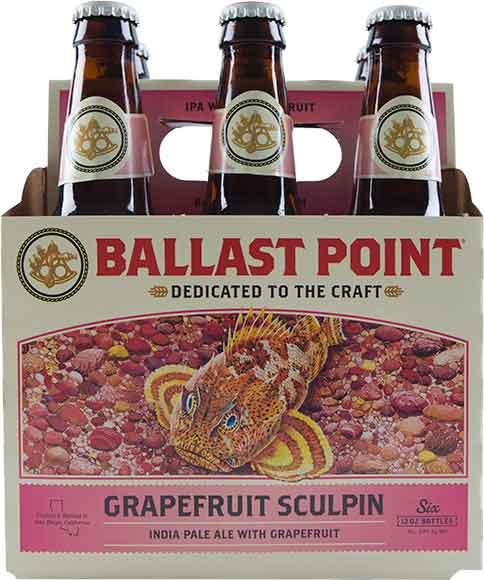 Ballast Point 6-Packs