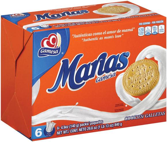 Gamesa Maria Cookies