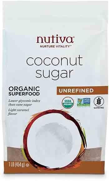 Nutiva Organic Coconut Sugar Unrefined
