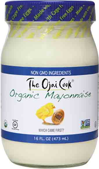 The Ojai Cook Organic Mayonnaise