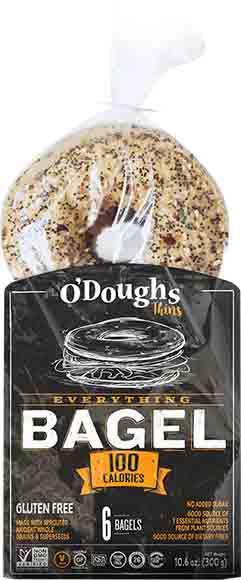 O'Doughs Bagel Thins