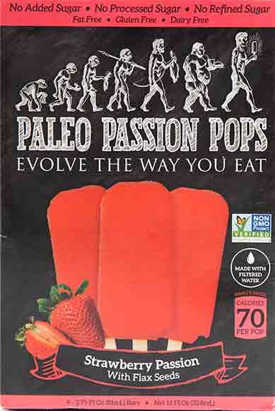 Paleo Passion Pops