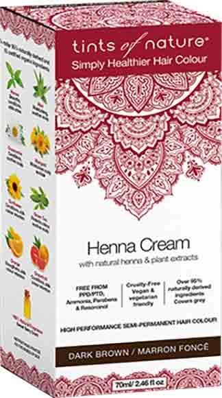 Tints of Nature Henna Hair Cream