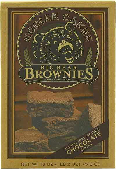 Kodiak Big Bear Brownies