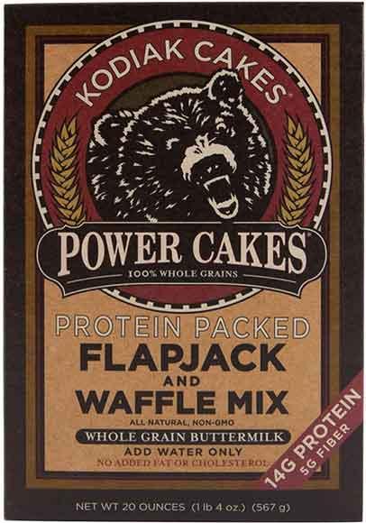 Kodiak Cakes Power Cakes Flapjack and Waffle Mix