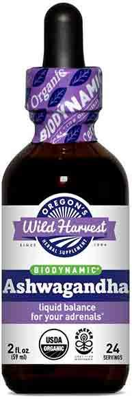 Oregon's Wild Harvest Herbal Supplements