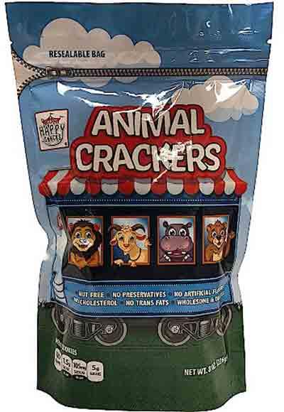 Happy Snacks Animal Crackers