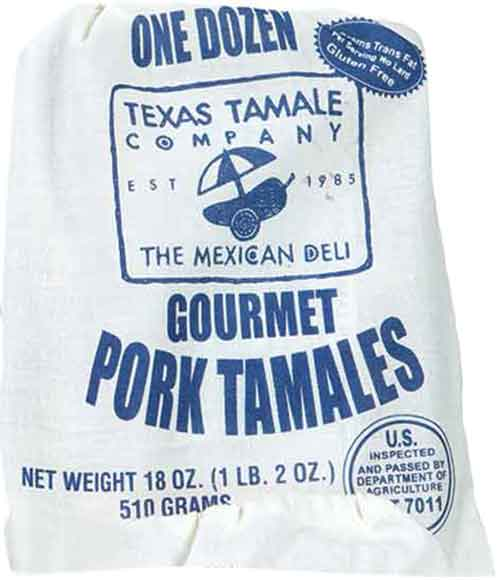 Texas Tamales