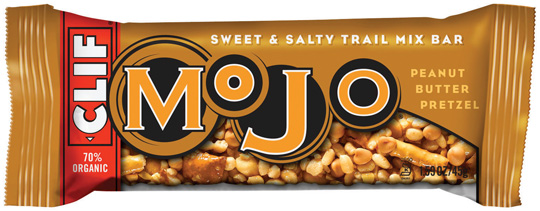 Clif, Luna or Mojo Bars