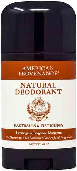 American ProvenanceDeodorant
