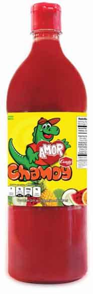 Amor Chamoy Hot Sauce
