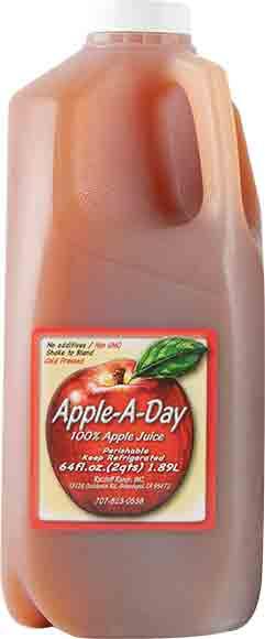Apple-A-Day Apple Juice