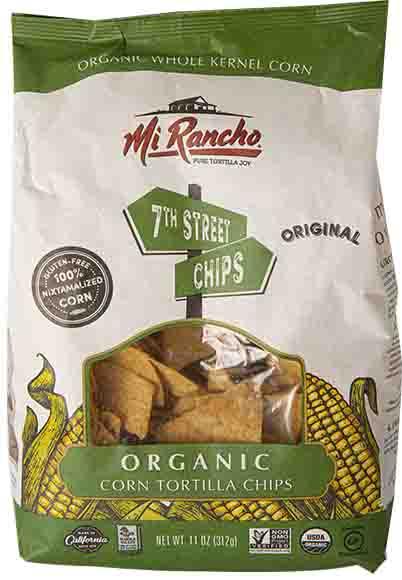 Mi Rancho Tortilla Chips