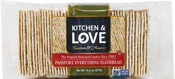 Kitchen & Love Flatbreads