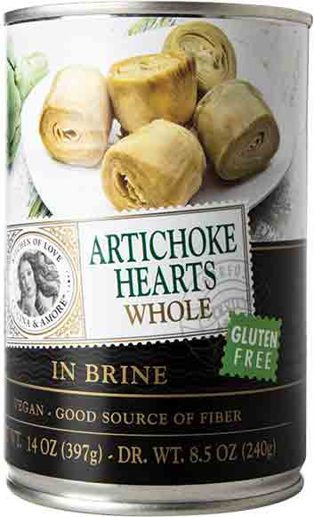Cucina & Amore Artichoke Hearts