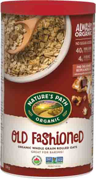 Nature's Path Organic Oatmeal
