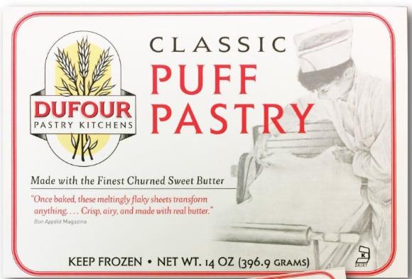 Dufour Pastry Dough