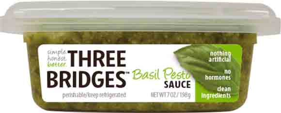 Three Bridges Pasta Sauce