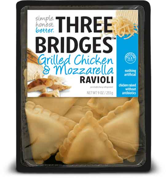 Three Bridges Pasta
