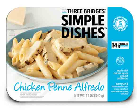 Three Bridges Simple Dishes